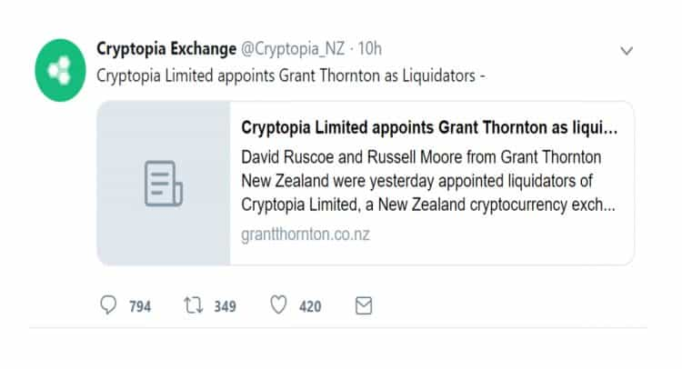 cryptocurrency exchange nz