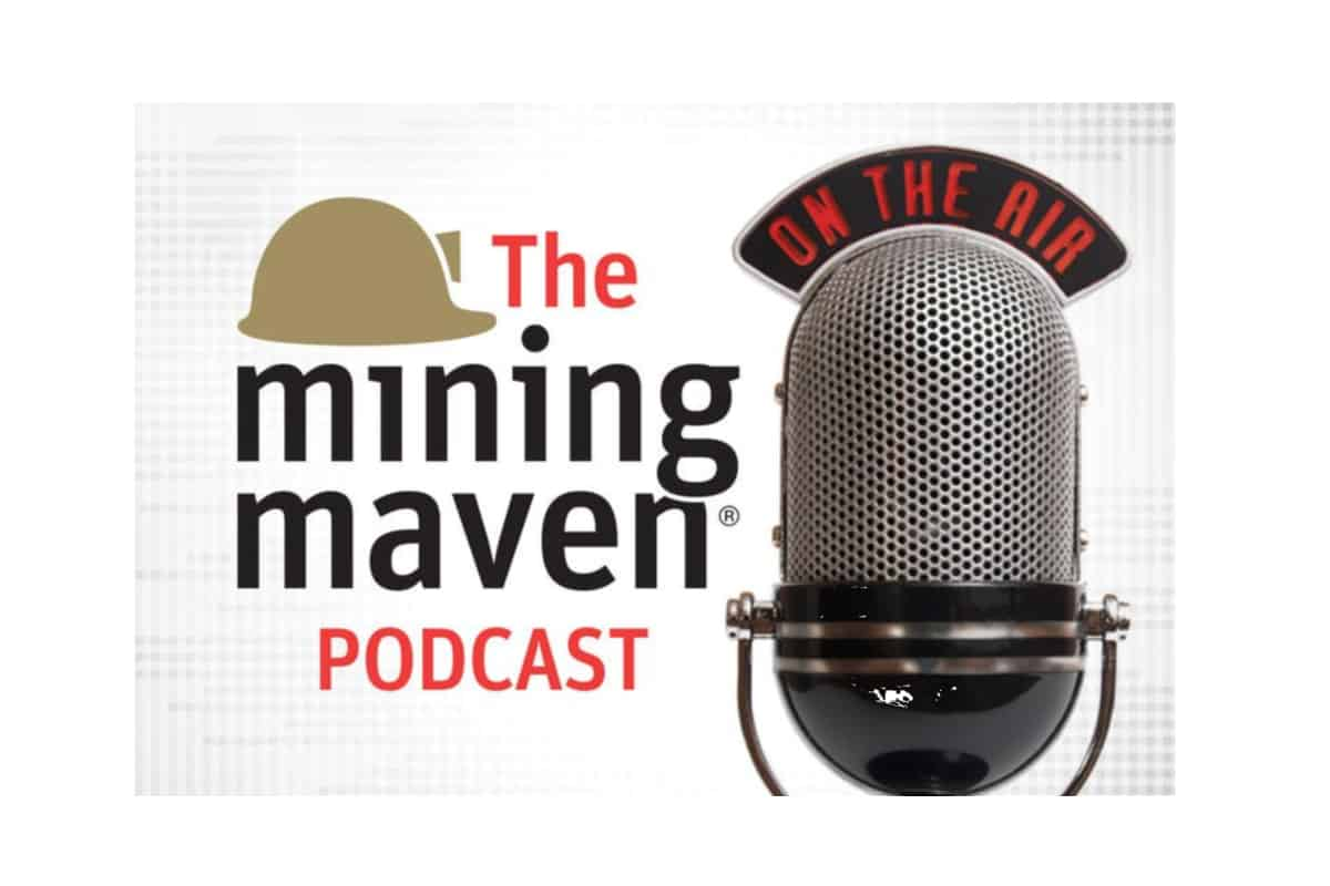 MiningMaven Podcast with Michael McNeilly of Metal Tiger