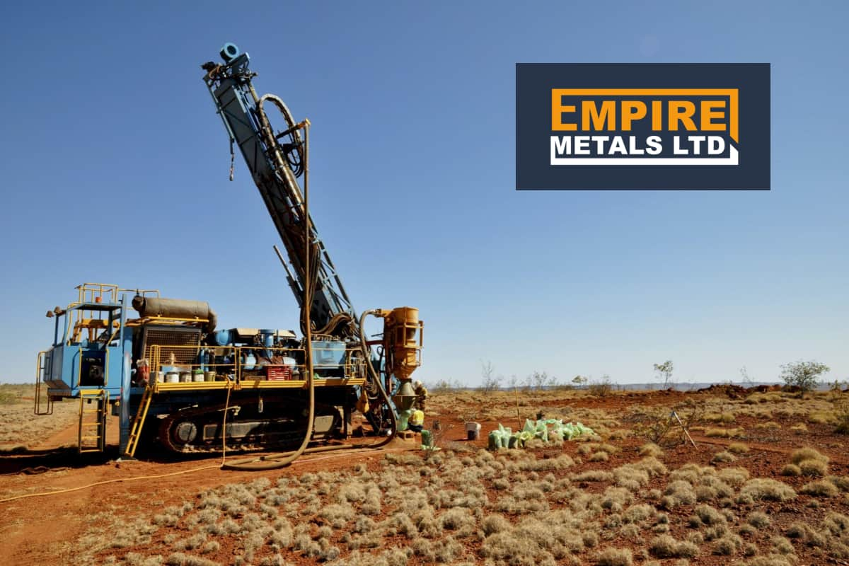 Empire Metals Ltd (EEE.L) Next Phase to Commence at Eclipse Gold Project