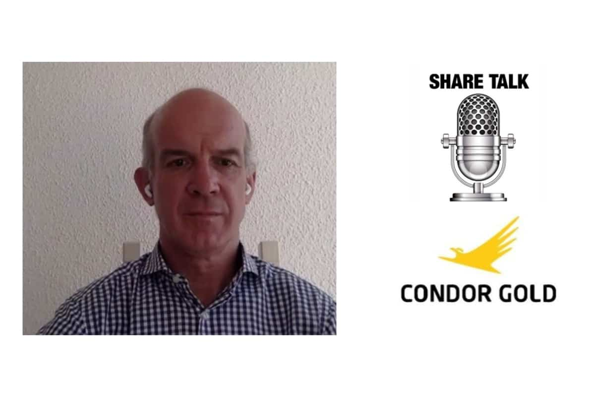 Mark Child, Chairman and CEO of Condor Gold PLC (CNR.TSX.L) Interview