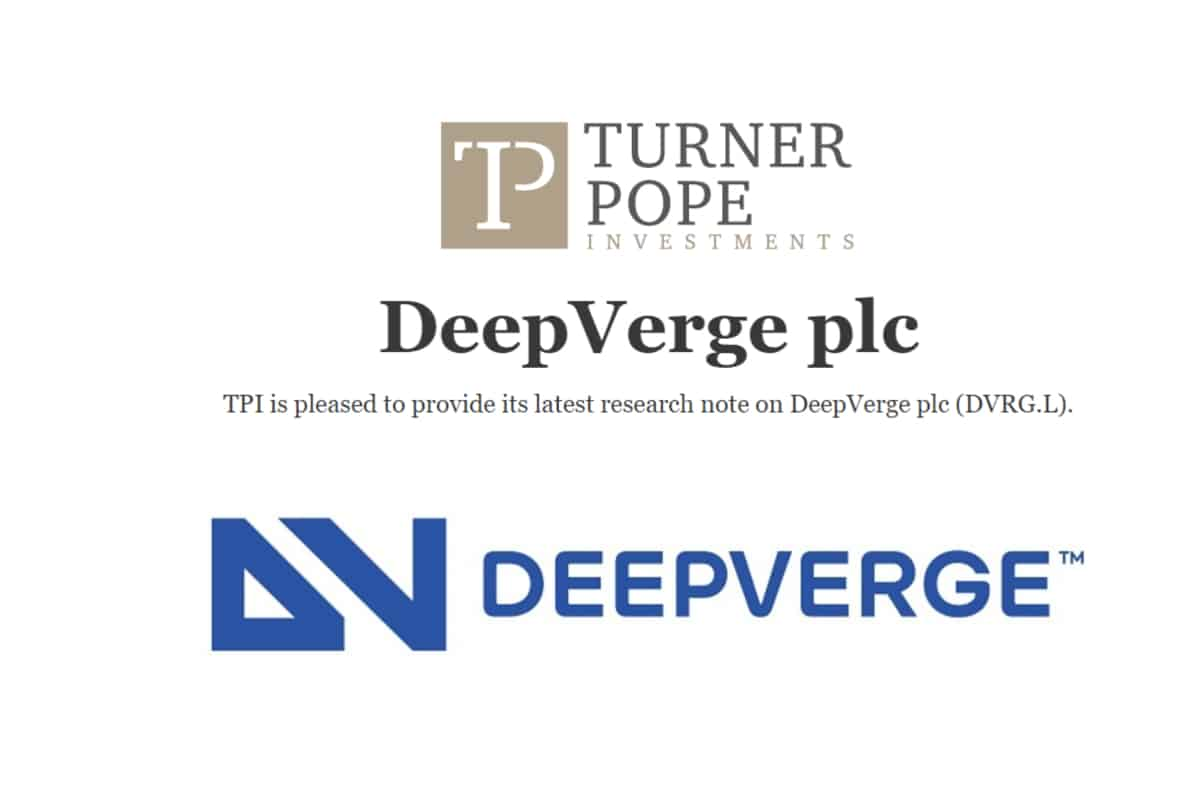 TPI provides its latest research note on DeepVerge plc (DVRG.L).